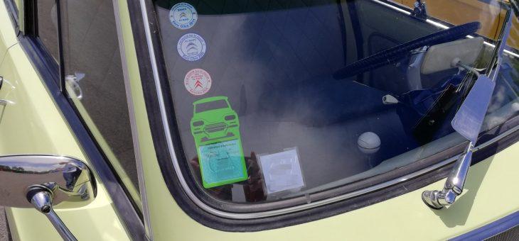 Accessoires auto : Porte vignette assurance pour faciliter les contrôles