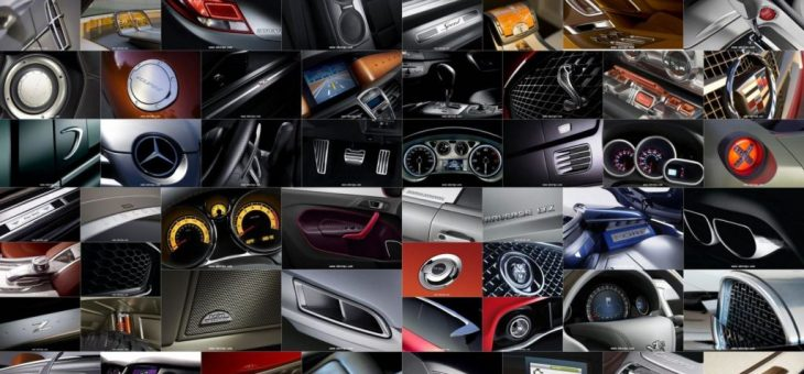 Accessoires automatiques indispensables dans la voiture